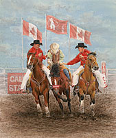 Canadian Cowboys